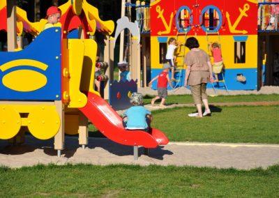 Rasos Vila Palangoje - Žaidimų aikštelė