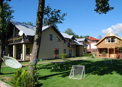 Rasos vila - apartamentų nuoma Palangoje. Apartamentų nuoma Vanagupėje. Pirtis